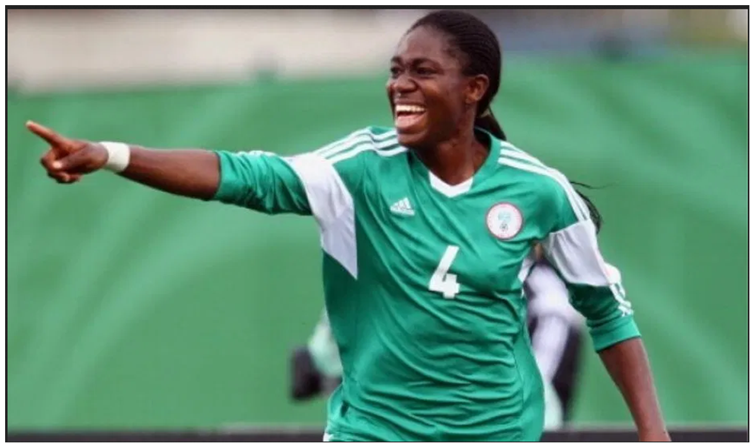 Nigeria - Falconets -